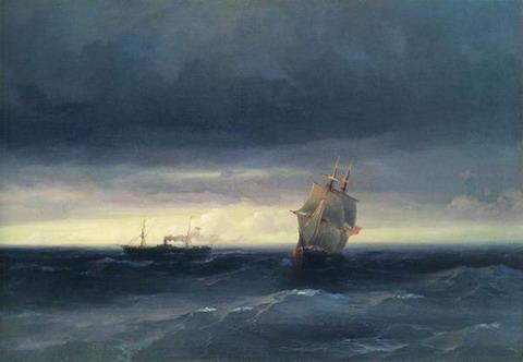 Море - 1882 год