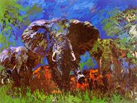 Паническое бегство слонов (ЛеРой Нейман, 1976 г.)