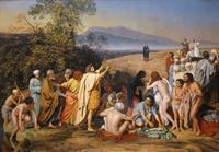 Явление Христа народу (А.А. Иванов)