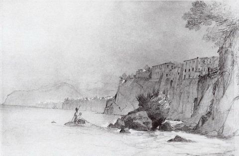 Сорренто - 1840 год