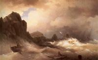 Кораблекрушение (И.К. Айвазовский)