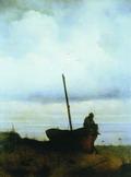 Вид на взморье в окрестностях Петербурга 1835.
