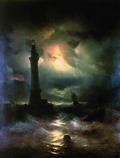 Неаполитанский маяк 1842.