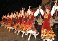 Народный танец