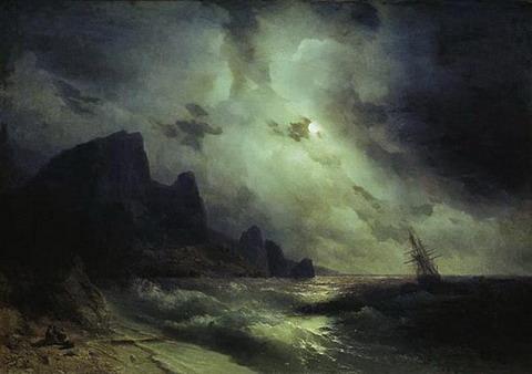 Море - 1864 год