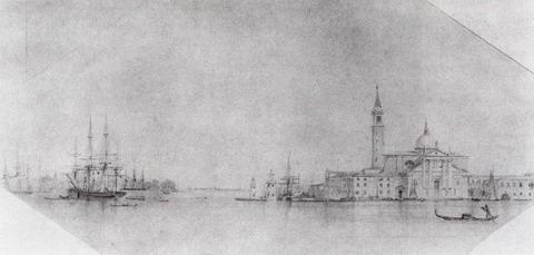 Венеция - 1840 год