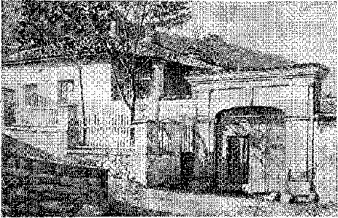 Дом родителей И.К. Айвазовского