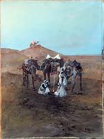 Египет. Сахара (Каразин Н.Н., 1900 г.)