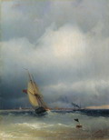 Финский залив 1848.