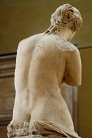 Венера. Вид сзади
