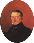 Портрет А.И.Казначеева 1847.
