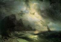Море (И.К. Айвазовский)
