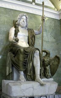 Статуя Юпитера