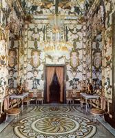 Фарфоровый кабинет королевского дворца в Мадриде