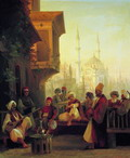 Восточная сцена 1846.