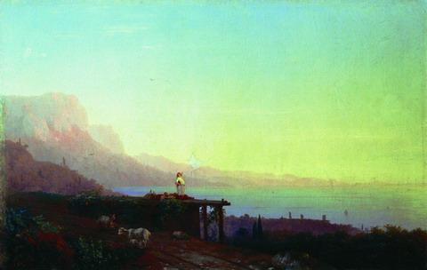 Южная ночь. Крым - 1848 год