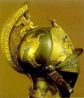 Шлем (И. Бушуев и др., 1820-1830 г.)