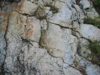 Фактура хорватского камня