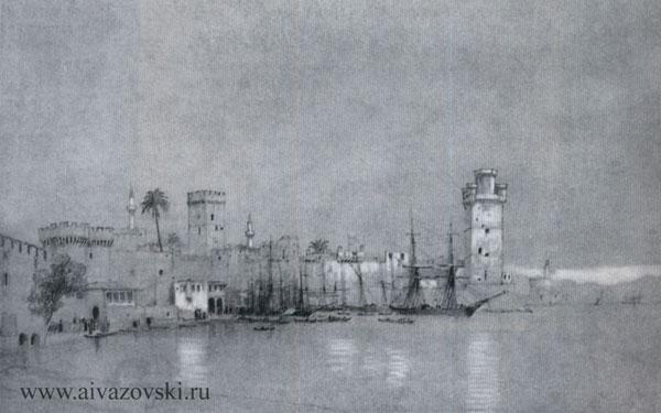 Остров Родос.