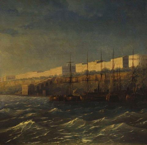Одесса - 1840 год