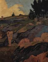 Меланхолия (Поль Серюзье, 1890 г.)