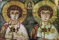 Св. Сергий и Вакх (VI-VII века)