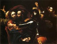 Взятие Христа под стражу (Караваджо)