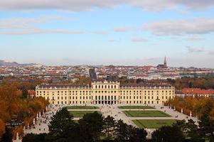 Дворец Шёнбрунн.Вена