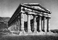 Храм в Сегесте. II п. V в. до н.э.