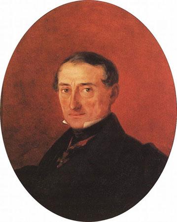 Портрет А.И. Казначеева