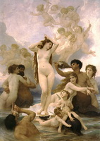 Рождение Венеры (В.А. Бужеро)
