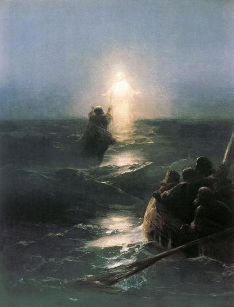 Хождение по водам - 1890 год