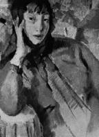 Неле в красном (Рик Ваутерс, 1915 г.)