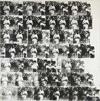 Мужчины в ее жизни (Энди Уорхол 1962 г.)