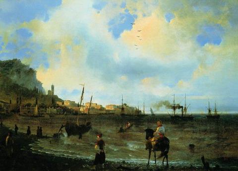 Ялта - 1838 год