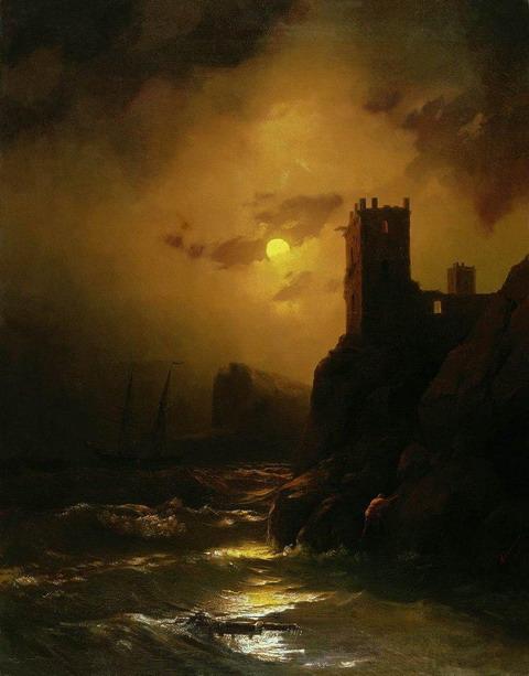 Башня. Кораблекрушение - 1847 год