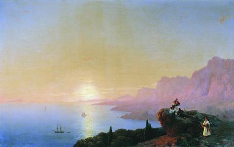 Морской залив - 1842 год