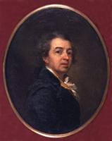 Автопортрет (Д.Г. Левицкий, 1780-е гг.)