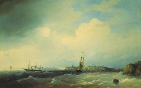 Свеаборг - 1844 год